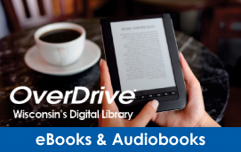 eBooks and Audiobooks from OverDrive