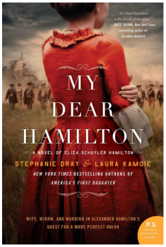 Image of the book cover for My Dear Hamilton