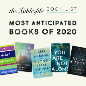 Anticipated books for 2020